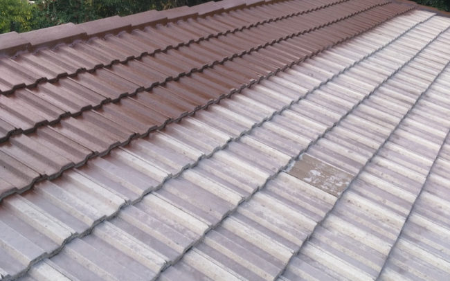 Roof Clean and Rejuvenation | Professional Tile Roof Restoration and Quality Paint Finish