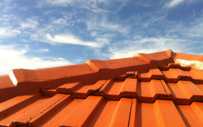Roof Restoration and Painting