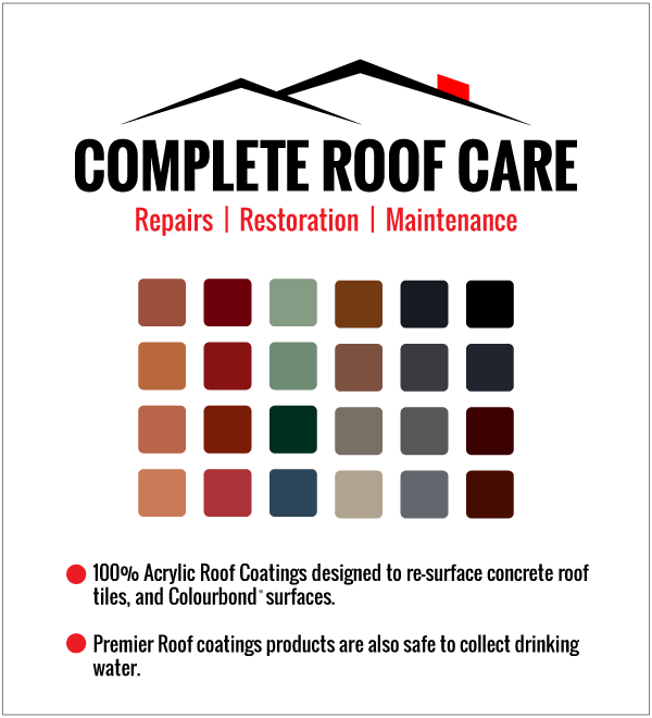Colorbond Colour Chart For Roof Tiles | Complete Roof Care